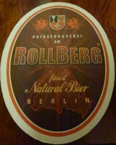Rollberg Natural Bier Neukölln