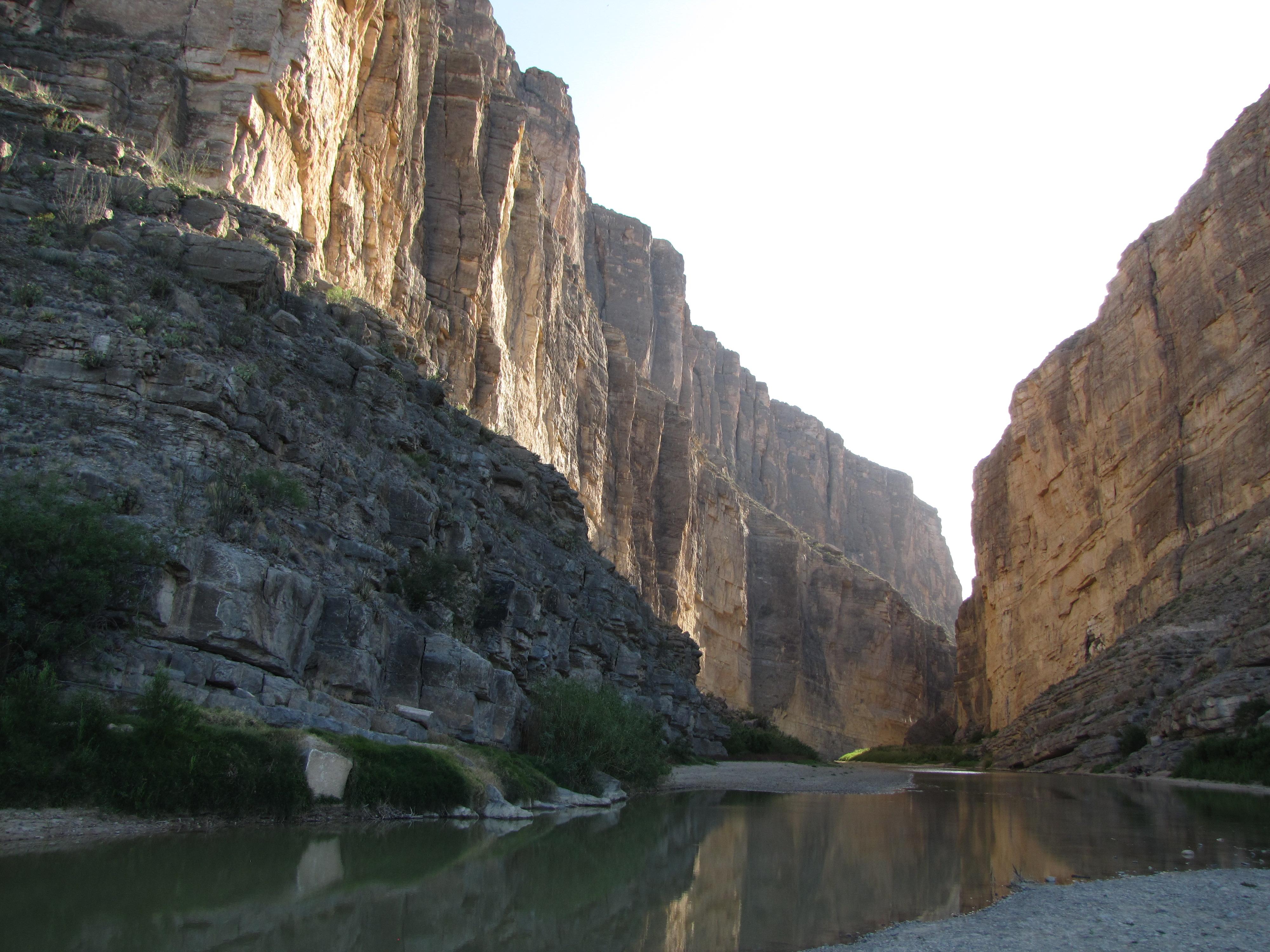 USA-Texas / Mittlerer Westen: Boquillas Crossing – Neueröffnung ...