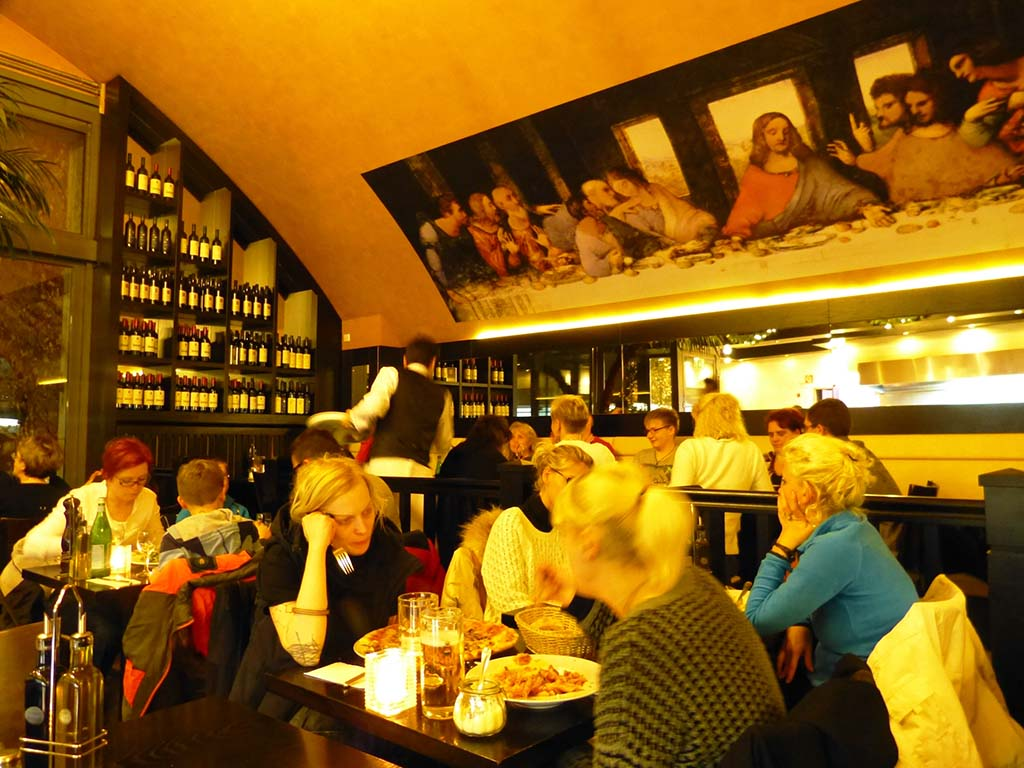 berlin restauranttipp da vinci ristorante in berlin mitte iwanowski 39 s reise blog. Black Bedroom Furniture Sets. Home Design Ideas