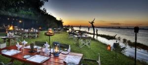 Chobe Game Lodge in Botswana, buchbar bei Iwanowski's Reisen