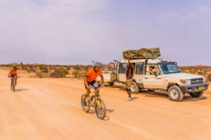 Namibia Mountain Bike Tour,  Iwanowski's Reisen