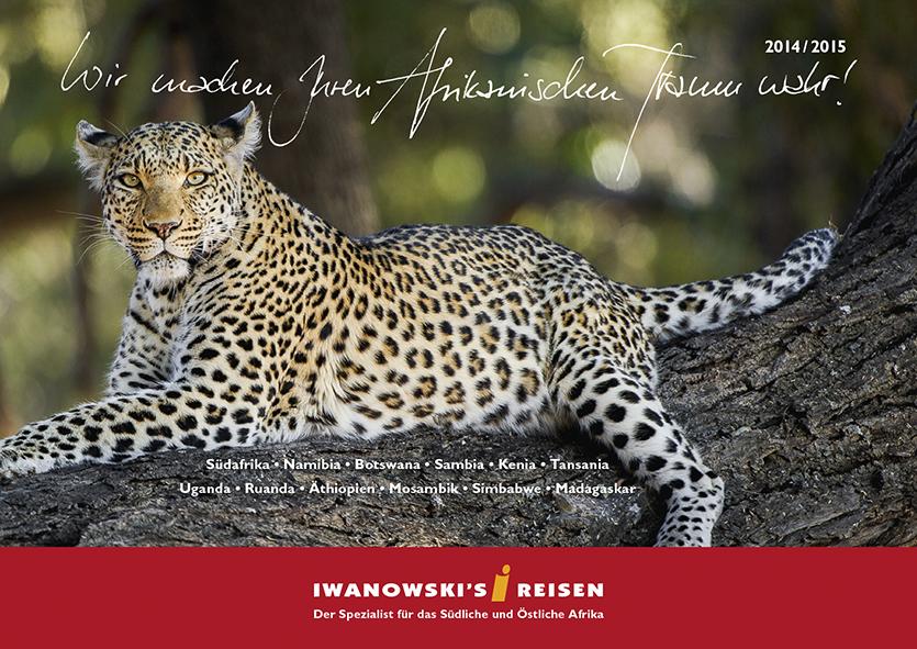 Iwanowski Afrikareisen Katalog 2015