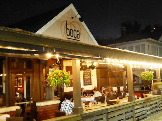 Boca Kitchen Restaurant Tampa