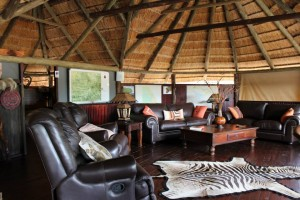 Luxus pur in der Dinaka Safari Lodge, Botswana, von Tanja Köhler