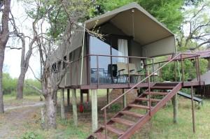 Nkasa Lupala Lodge in Namibia, von Tanja Köhler
