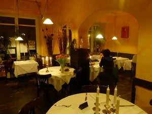 Berlin Restaurant L'escargot