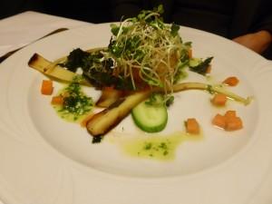 Mediterrane Küche im Lescargot