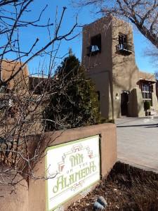 Inn on the Alameda in Santa Fe. iwanowski.blog