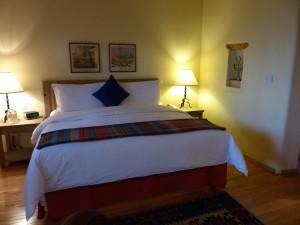 Bedroom im Inn on the Alameda. iwanowski.blog