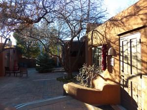 Casitas im Inn on the Alameda. iwanowski.blog