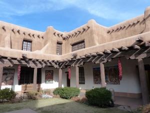 New Mexico History Museum, Santa Fe. iwanowski.blog