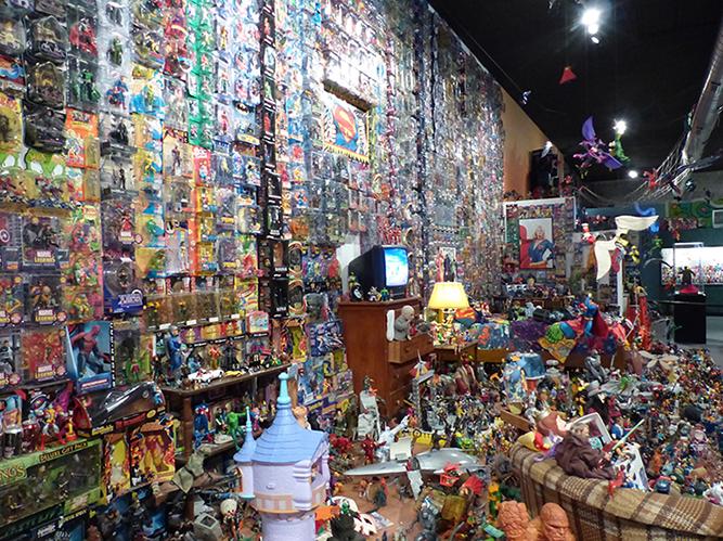 Toy Action Figure Museum Oklahoma City