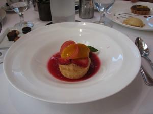 Amerika-Erdbeer-Dessert. iwanowski.blog