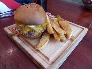 Amerika-Kochbuch-Burger. iwanowski.blog
