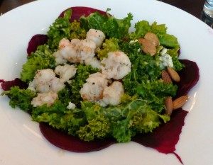 DENVER-Root Down Salad. iwanowski.blog