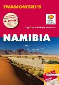 Iwanowski Reiseführer Namibia 2016, erhältlich in jeder Buchhandlung