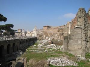Augustusforum in Rom