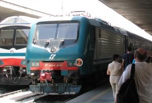 Treno delle Ville pontificie. iwanowski.blog