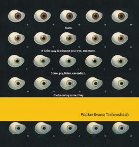 Walker Evans Tiefenschaerfe von John Hill