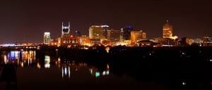 Nashville Skyline. iwanowski.blog