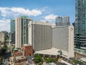 Chelsea Hotel Toronto. iwanowski.blog