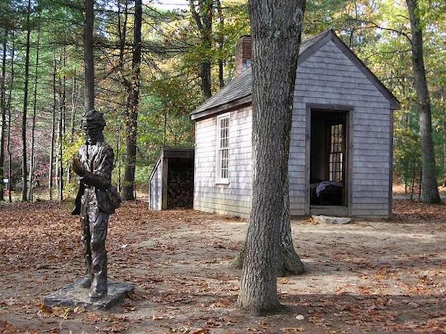 henry david thoreaus essay Henry david thoreau's sociological experimentation in isolation essay - in henry david thoreau's writings, he explores a different, more thoughtful way of life thoreau was a student of ralph waldo emerson.