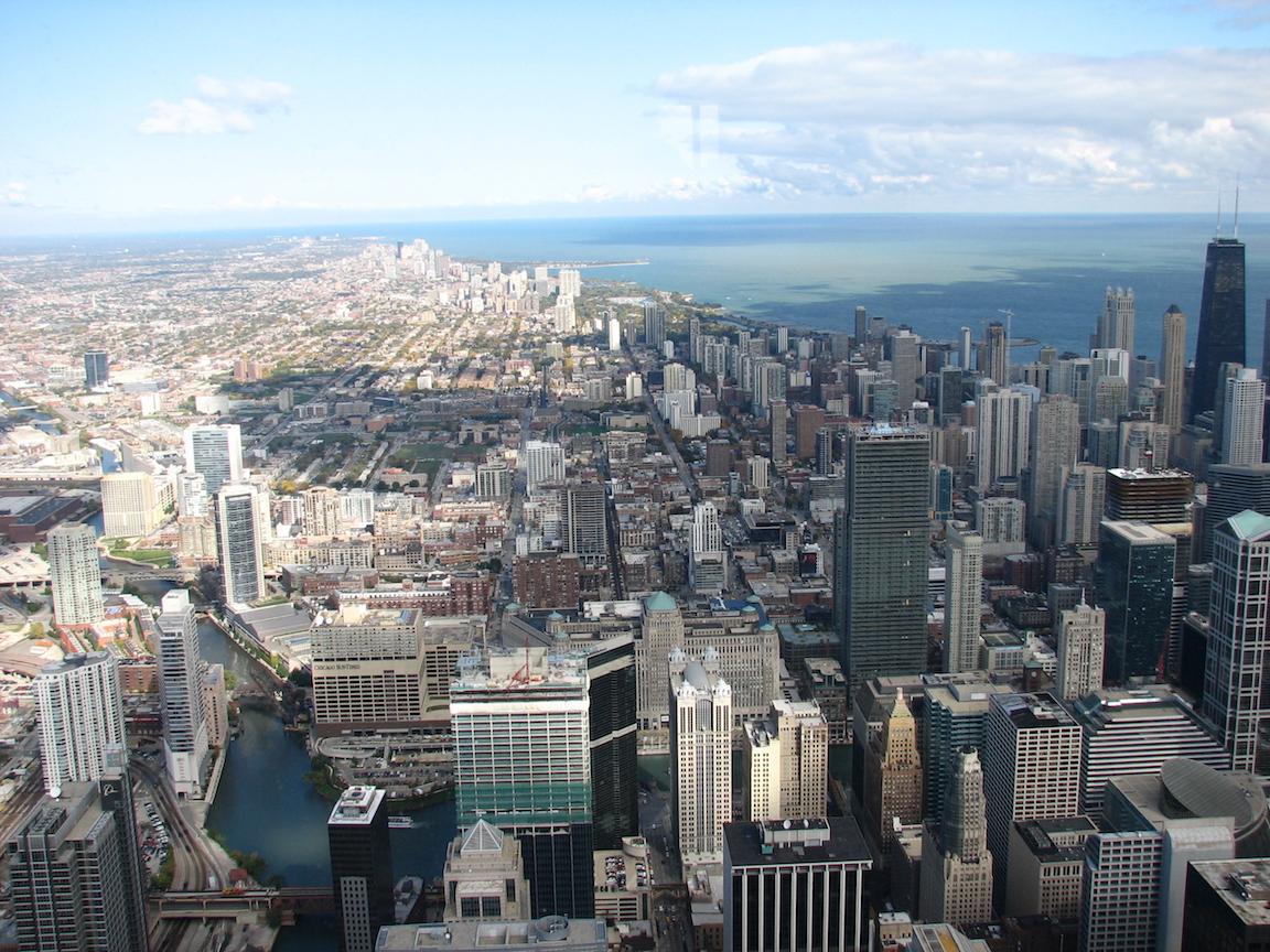 in Chicago gelegt werden