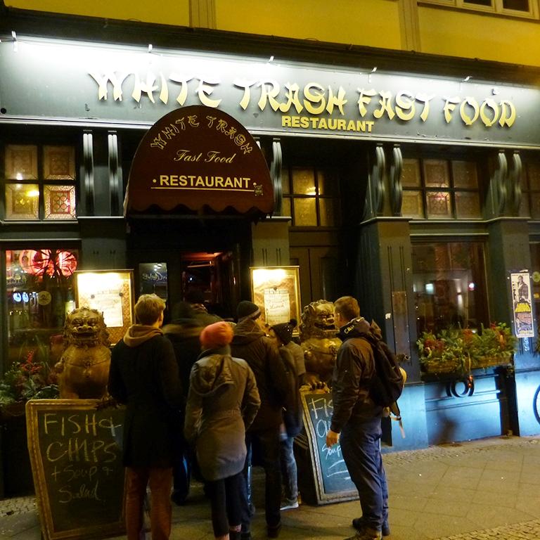 Berlin Restauranttipp: White Trash mit amerikanisch