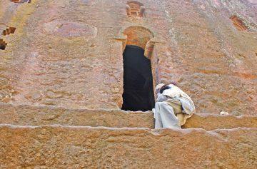 Felsenkirche von Lalibela