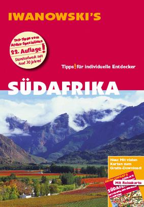 Südafrika- Reiseführer von Iwanowski