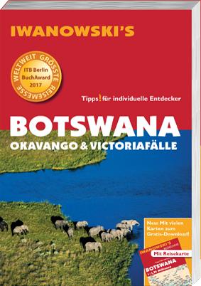 Botswana – Okavango & Victoriafälle – Reiseführer von Iwanowski