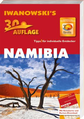 Namibia – Reiseführer von Iwanowski