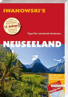 Karte Neuseeland Südinsel Zum Ausdrucken.Neuseeland Reiseführer Von Iwanowski