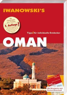 Oman – Reiseführer von Iwanowski