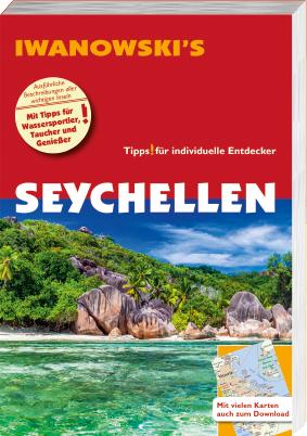 Seychellen Karte Afrika.Seychellen Reiseführer Von Iwanowski