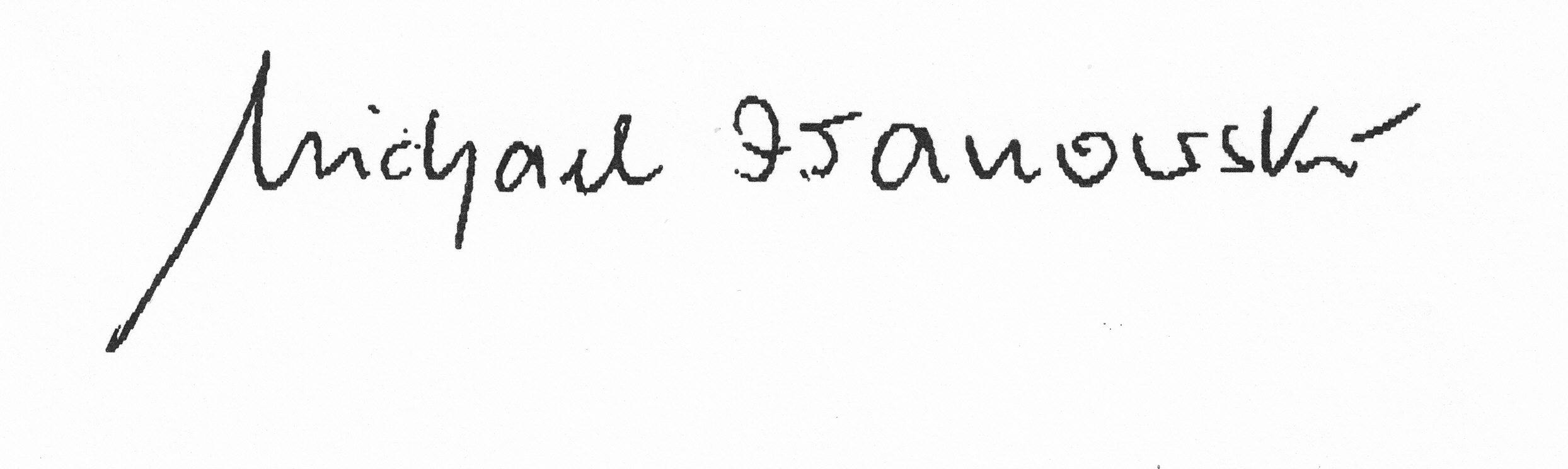 Unterschrift Michael Iwanowski neu aus Vorschau