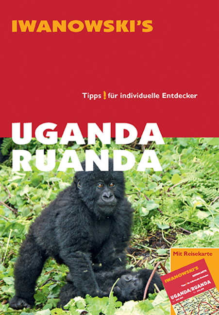 Uganda / Ruanda - Reiseführer von Iwanowski